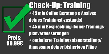 Check - Up Training